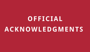 Official Acknowledgements for Pulmonary Fibrosis Month