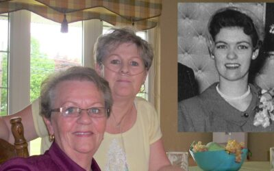 Honoring my  amazing mom & her 2 sisters