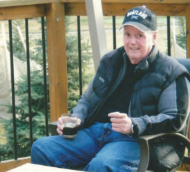 Murray James Closs: Strong, Courageous and Made the World a Better Place